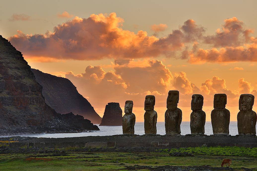 Ile de pâques - Easter Island
