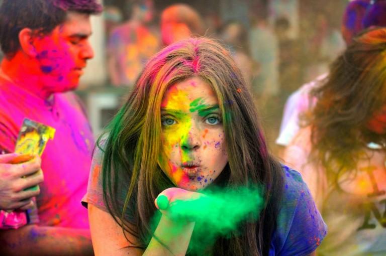 Festival Holi Festival