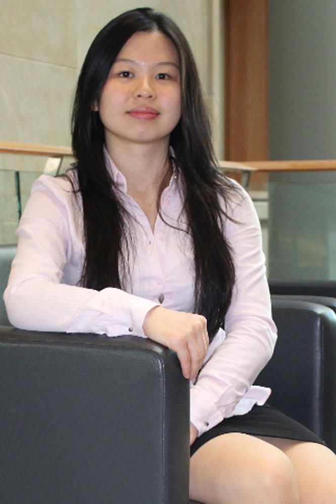Irene Xia Zhou
