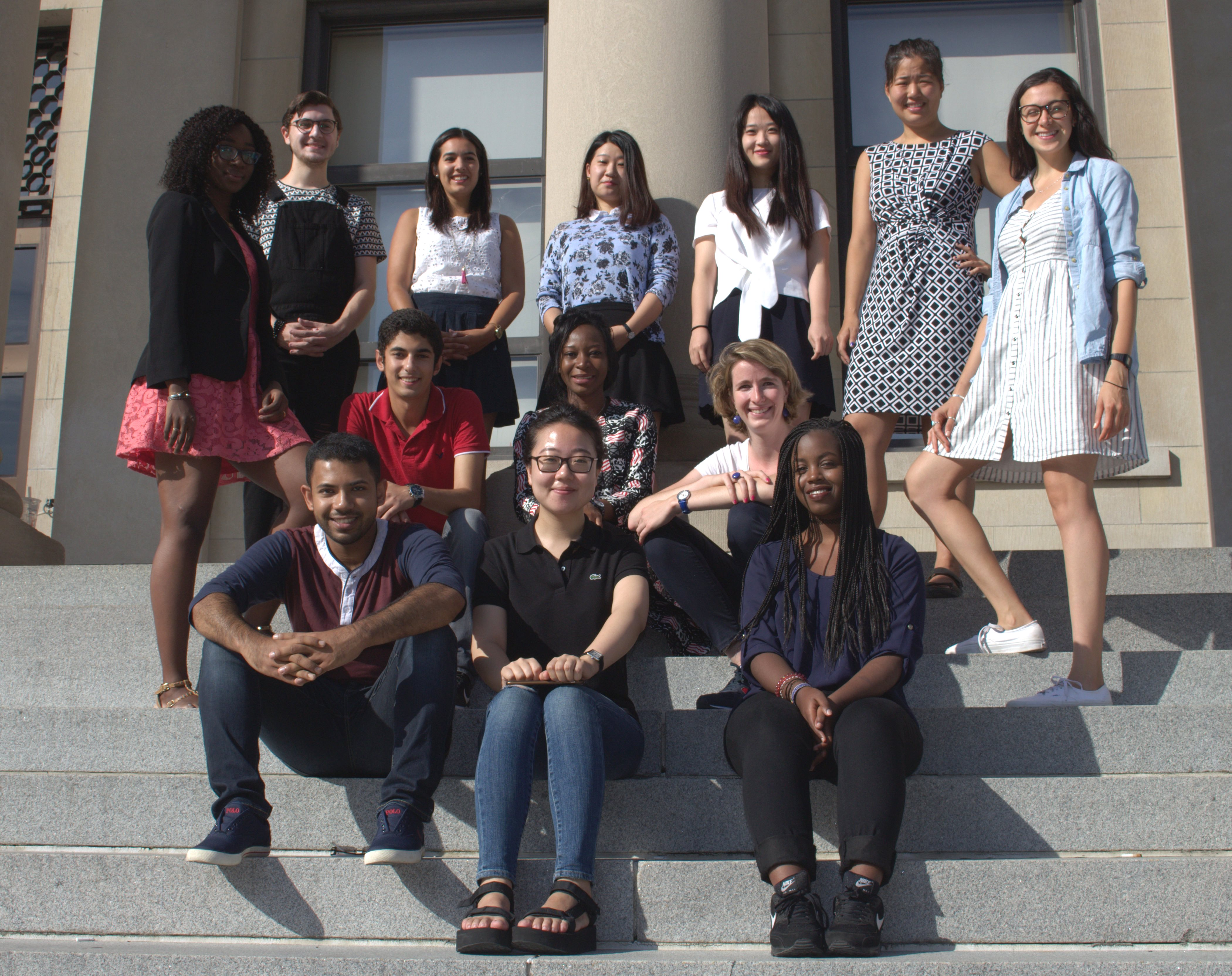 International Student Success Centre mentors